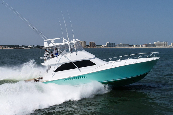 2003 Viking 61' 61 Convertible Reel Naughty | Picture 1 of 89