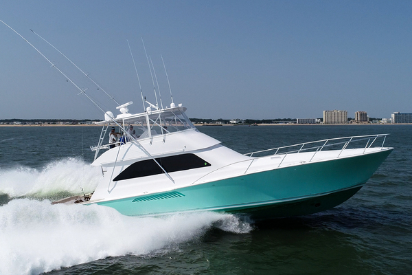 2003 Viking 61' 61 Convertible Reel Naughty | Picture 7 of 89