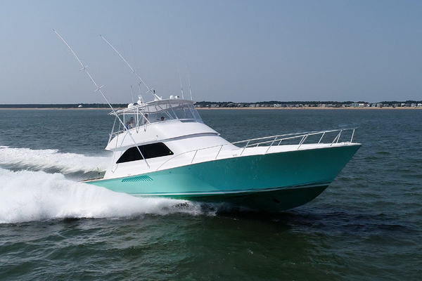 2003 Viking 61' 61 Convertible Reel Naughty | Picture 8 of 89