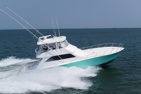 2003 Viking 61' 61 Convertible Reel Naughty | Picture 6 of 89