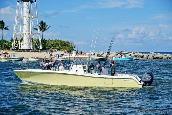 39' Invincible Open Fisherman 2019 | Hot Suppah