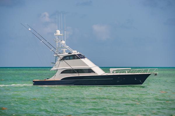 61-ft-Buddy Davis-2001-Enclosed Pilothouse Sportfish-Don Don Marathon Florida United States  yacht for sale