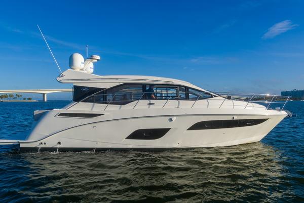 2017 Sea Ray 460 Sundancer  Joie De Vivre