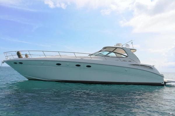 51' Sea Ray Sundancer 2001 | Victoria