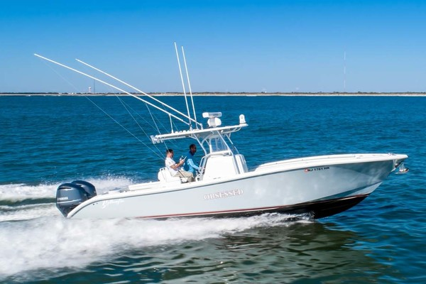 32' Yellowfin 32 Center Console 2017 | Obsession