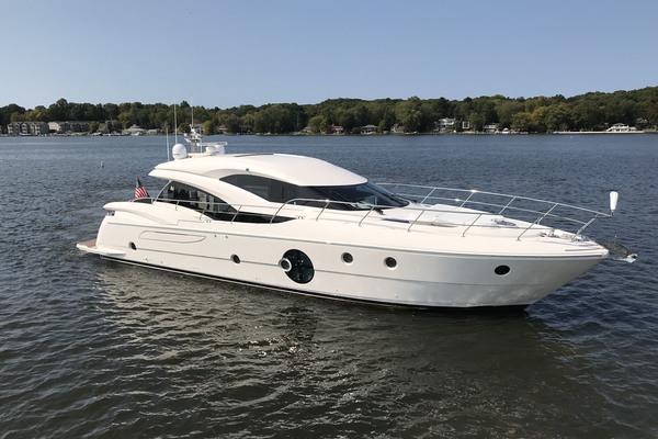 65' Neptunus Motor Yacht Express 2018 | Liquid Wisdom