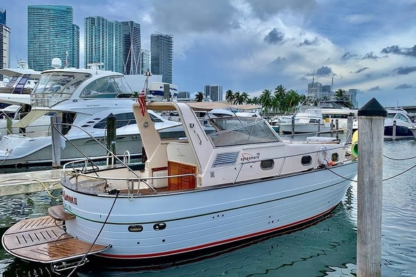 33-ft-Apreamare-2001-Gozzo-Endless Summer II Miami Florida United States  yacht for sale