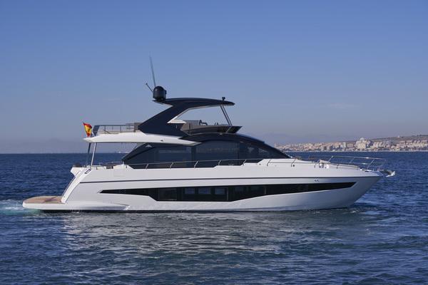 66' Astondoa 66 Flybridge 2020 |