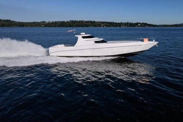 45' Phantom Express Cruiser 2010 | Second City