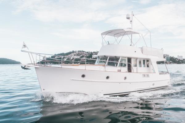 42' Beneteau Swift Trawler 2008 | Amadeus