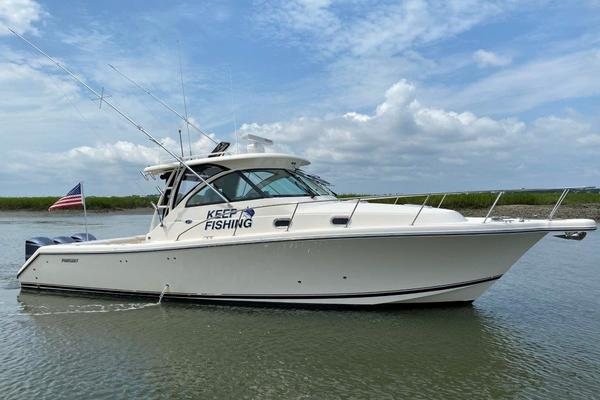 37' Pursuit Os 375 Offshore 2011 | Keep Fishing