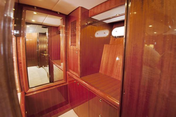 2010 Hampton 58' Pilothouse Motoryacht Relentless | Picture 1 of 54