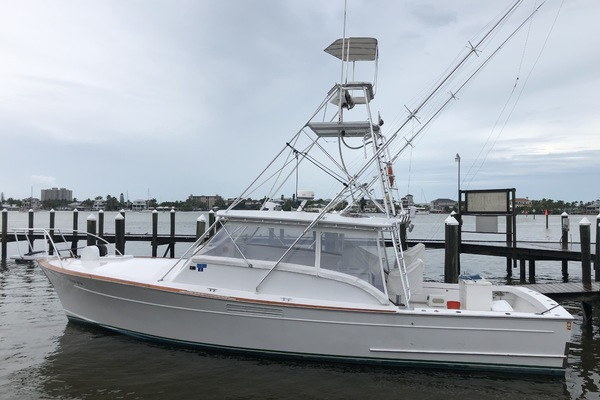 43-ft-Torres-1985-Sport Fisherman-KUDU Naples Florida United States  yacht for sale
