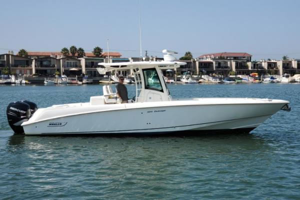 32-ft-Boston Whaler-2014-320 Outrage-Saya Huntington Beach California United States  yacht for sale