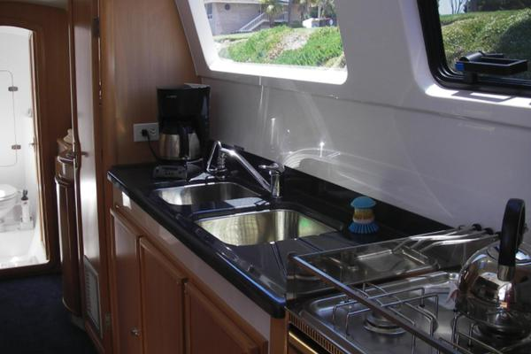 2008 Seawind 124' 1160 Moon Drifter   Picture 4 of 12
