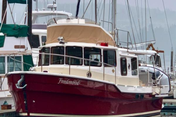 31-ft-Ranger Tugs-2020-RT31 CB-Freedom Bird Port Ludlow Washington United States  yacht for sale
