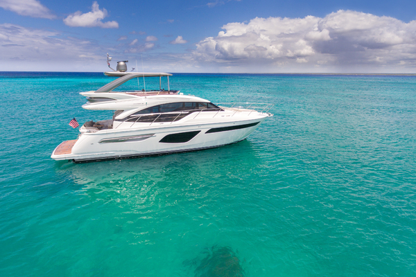 57-ft-Princess-2021-F55-F55 WEST PALM BEACH Florida United States  yacht for sale