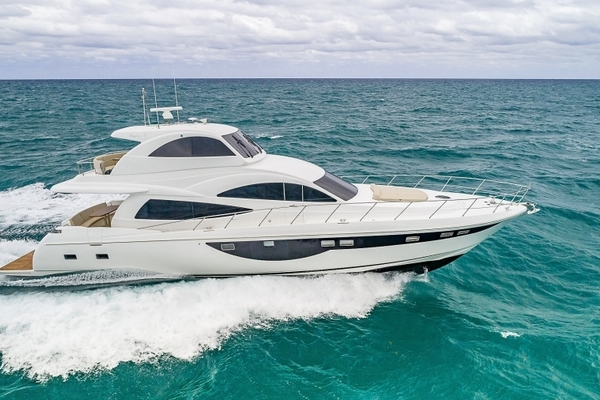 68-ft-Dyna Yachts-2021-68 Skylounge- Stuart Florida United States  yacht for sale