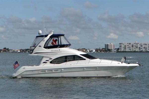 45' Sea Ray 44 Sedan Bridge 2006 | Page Two