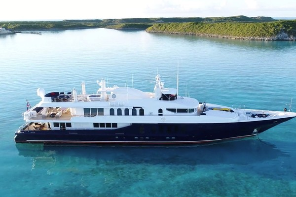 164-ft-Oceanfast-1989--SHE'S A 10 Fort Lauderdale Florida United States  yacht for sale
