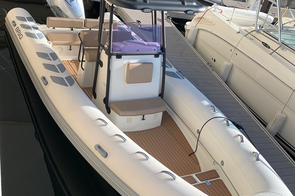 24-ft-Brig Inflatables-2019-Navigator 730- FL Florida United States  yacht for sale