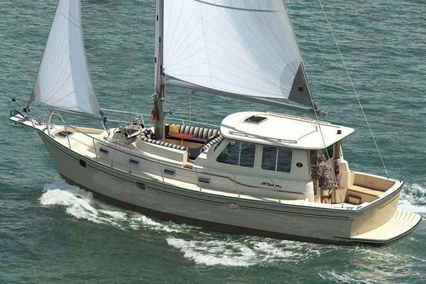 41-ft-Island Packet-2008-SP Cruiser- Long Beach California United States  yacht for sale