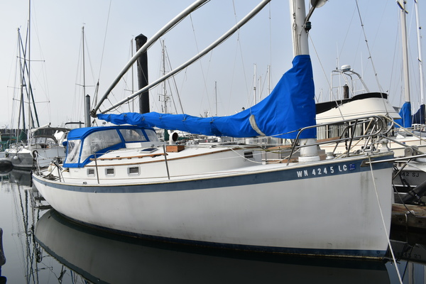 30-ft-Nonsuch-1984-30-Jasmine Anacortes Washington United States  yacht for sale