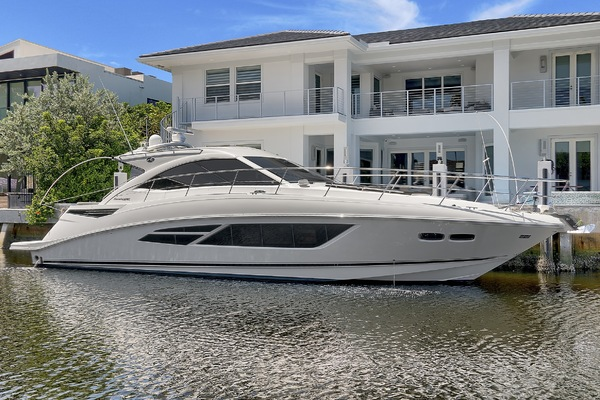 51' Sea Ray Sundancer 2014 | Lunasea