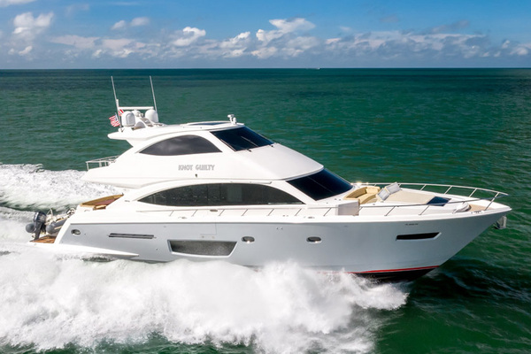 75' Viking 75 Motor Yacht 2015 | Knot Guilty