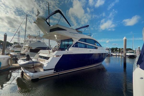 50-ft-Fairline-2014-Squadron 50-INSANITY Warwick Rhode Island United States  yacht for sale