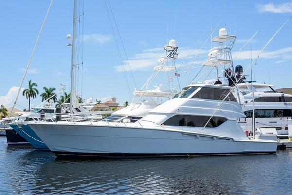 60-ft-Hatteras-2001--BANDIT 2 Boca Raton Florida United States  yacht for sale