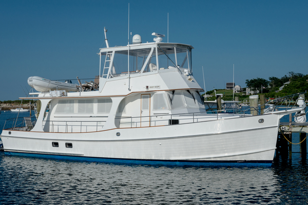 52-ft-Grand Banks-2001-Europa 52-Pour Vous Bourne Massachusetts United States  yacht for sale