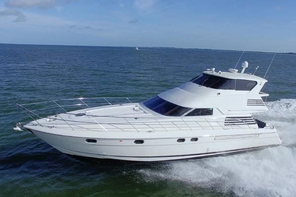 59-ft-Fairline-1998-Squadron 59-Ciao Bella Marco Island  United States  yacht for sale