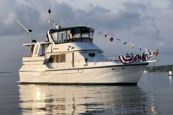 42-ft-Jefferson-1988-Sundeck- Satellite Beach Florida United States  yacht for sale