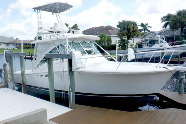 32-ft-Luhrs-2004-32 Open-Gee Gee Cape Coral Florida United States  yacht for sale