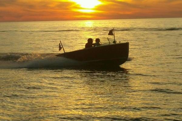 17-ft-Hacker-Craft-1936-Utility-Cheers Muskegon Michigan United States  yacht for sale