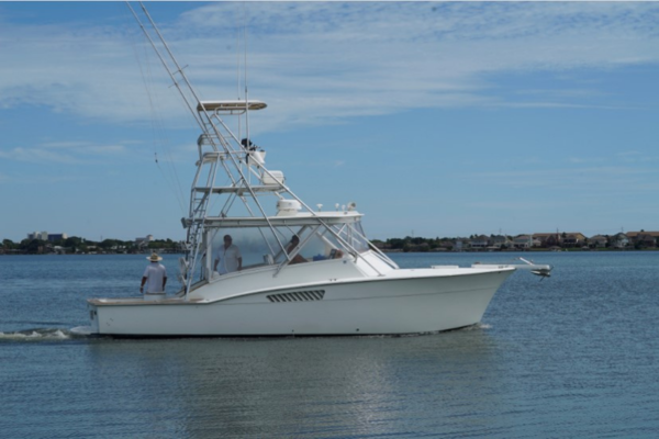 36' Hatteras 36 Express 1973 | Off And Gone