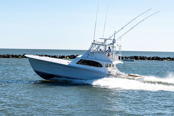 59' Custom Carolina 59 B&b Custom Sportfish 2006 | Moore Bills