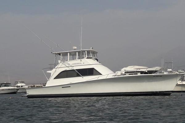 Ocean Yachts Sport Fish