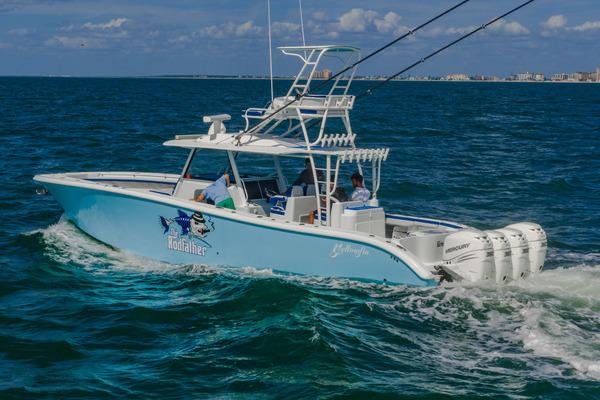 42 Yellowfin CC