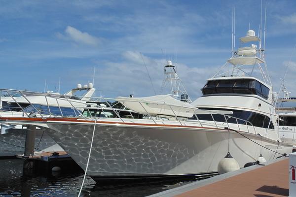 Trinity Yachts Sportfish