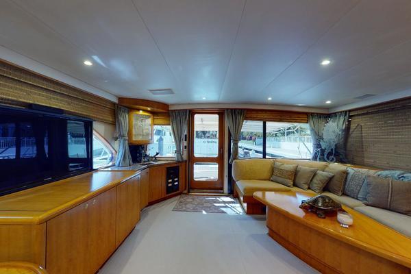 1993Trinity Yachts 72 ft Sportfish   CLEAN SWEEP