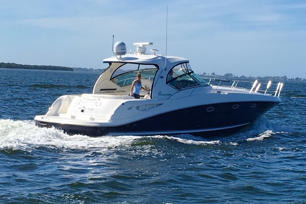2004Sea Ray 42 ft 420 Sundancer   Good Times