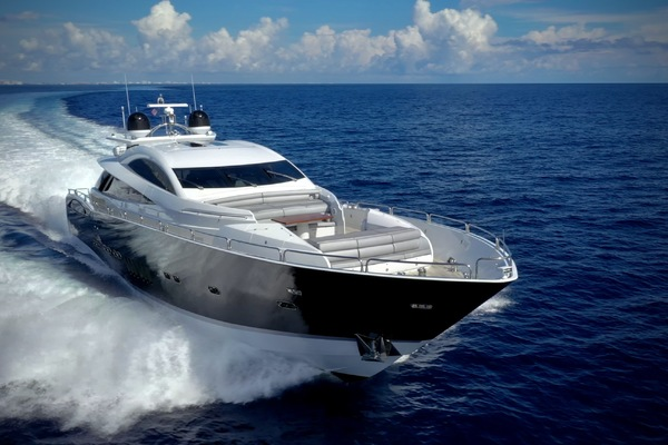 108' Sunseeker Predator 2008 | Double D