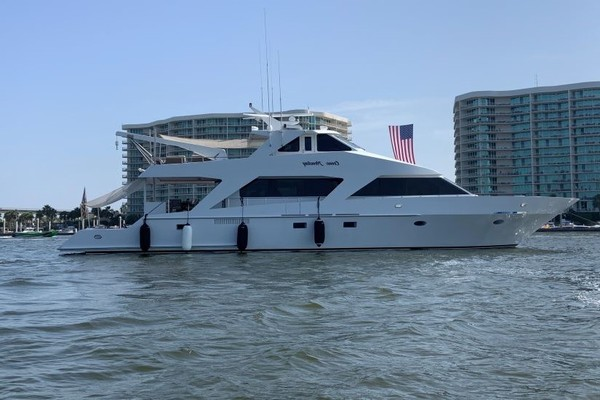 82' Breaux Brothers 82 Motor Yacht 2003 | Come Monday