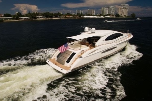 75' Lazzara Lsx 2007 | Lady H