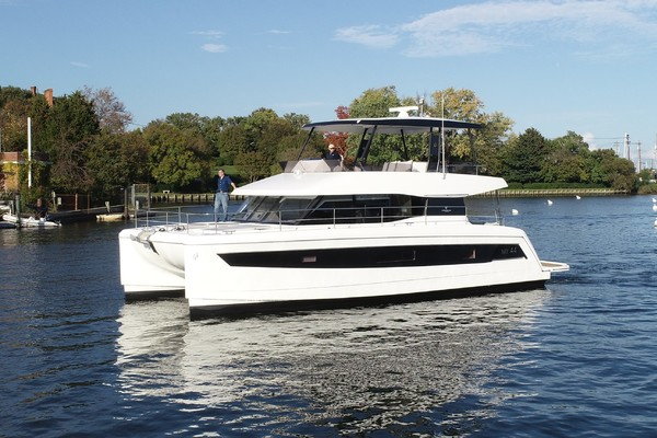 44' Fountaine Pajot 44 Motoryacht 2020 | Miss Charlotte Louise