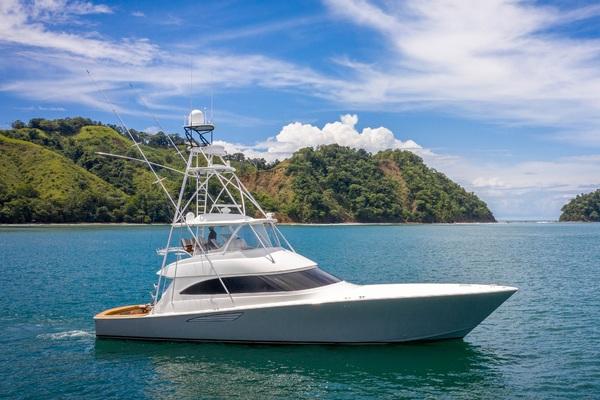 62' Viking 62 Convertible 2015 | Ht Hook