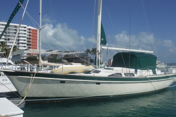 56' Irwin Sloop 1990 | Summer Squall
