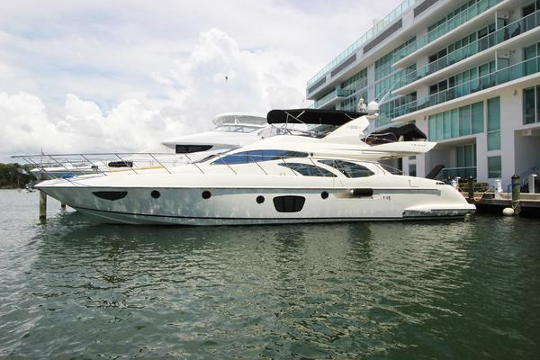 62' Azimut Evolution 2008 | Rochi